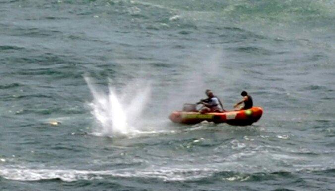 Vīrietis Jaunzēlandē iet bojā haizivs uzbrukumā