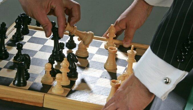 sahs, chess Stratcìija