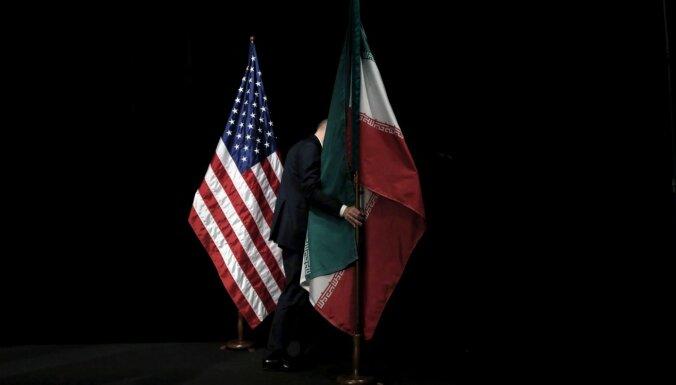 ASV piekrīt potenciālajām sarunām ar Irānu par kodolvienošanos
