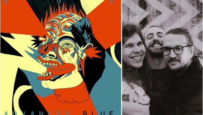 Ar minialbumu 'Ego' debitē jauna latviešu psihedēliskā rokgrupa 'Advanced Blue'