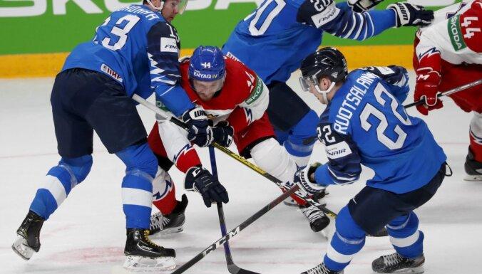 Video: Kanāda un Somija uzvar dramatiskos ceturtdaļfinālos