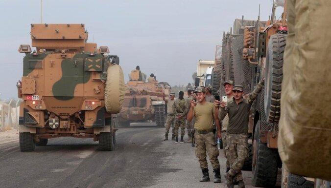 Турецкая операция в Сирии: курды грозят хуже охранять тюрьмы с боевиками ИГ
