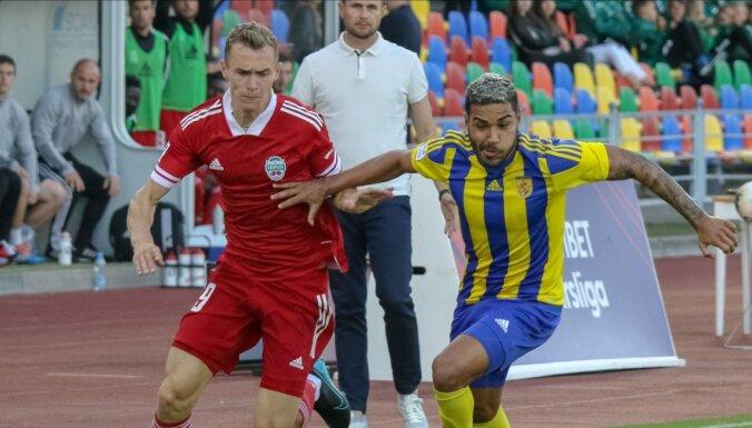 Uz Latvijas kausa finālu futbolā biļetes nepārdos