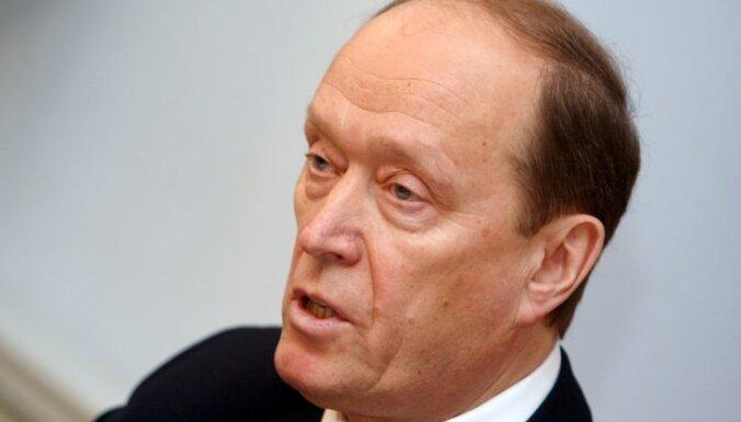 Vešņakovs: Latvijas un Krievijas attiecības ir dziļākajā krīzē pēdējo 20 gadu laikā