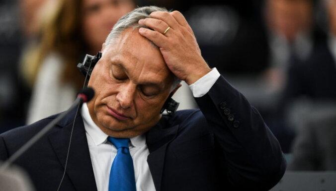 В ЕС призывают к санкциям против Венгрии за инструментализацию Covid-19