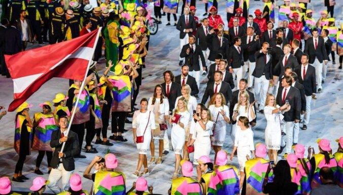 Латвийский олимпийский комитет вводит новый порядок формирования делегаций на ОИ