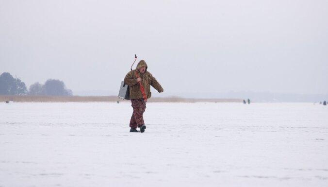 Rīgā precizē ūdenstilpes, uz kuru ledus atļauts atrasties