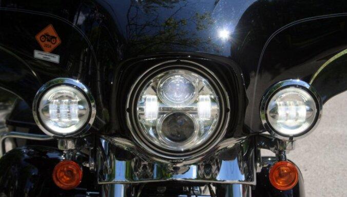 Iebraukšanas maksu Jūrmalā cer noteikt arī motociklistiem