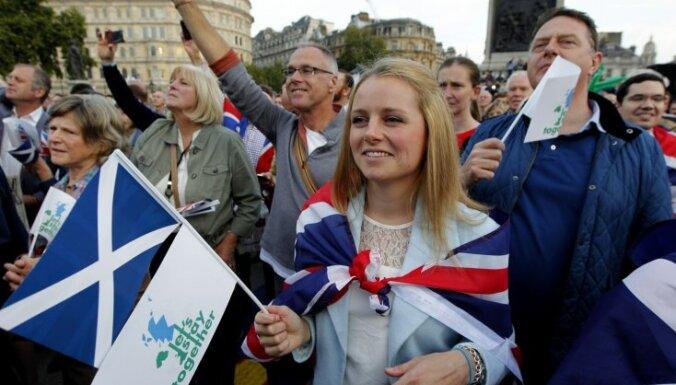 Эдинбург попытается заблокировать выход Великобритании из ЕС