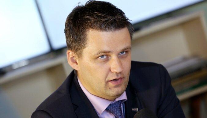 FKTK Finanšu instrumentu tirgus uzraudzības departamentu vadīs Kristaps Soms