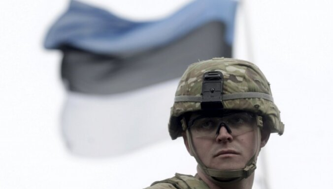 В учениях НАТО в Эстонии примут участие 6000 солдат