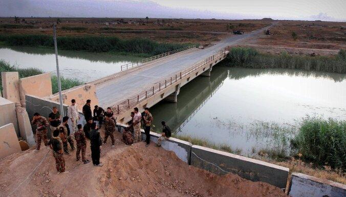 Irāka uzstāda ultimātu; kurdi gatavi aizstāvēties
