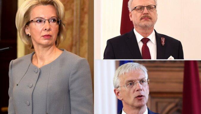 Video: Valsts augstākās amatpersonas nāk klajā ar vēstījumu iedzīvotājiem