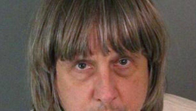 В США арестованы супруги, удерживавшие в заточении 13 своих детей