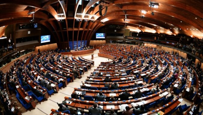 ПАСЕ разрешила российской делегации вернуться в организацию