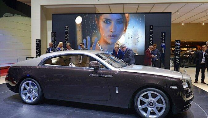 Компания Rolls-Royce зафиксировала рекорд продаж за 111 лет