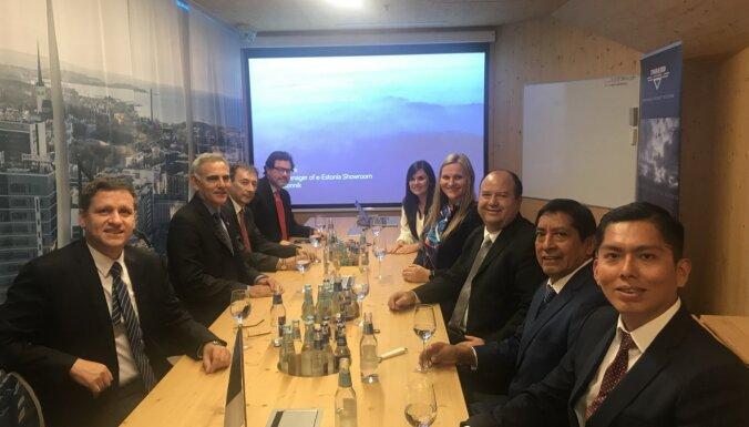 'Delfi' no Limas: Latvijas uzņēmēji sāk izvērst biznesa attiecības Peru