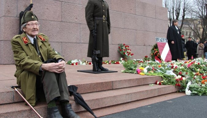 В коалиции разгорается скандал из-за ветеранов войны