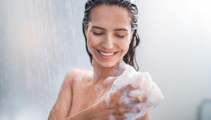 Labu gribot, nodara kaitējumu. Kā mazgāties ādai draudzīgi?