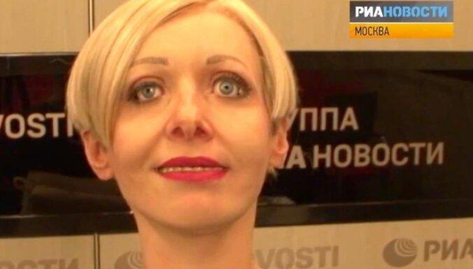 Krievijā prezentē robotu, kas strādās kā TV diktors