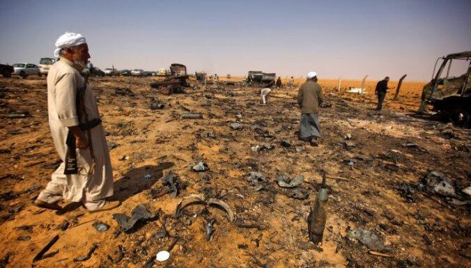 Франция обвинила Сирию в нападении на миротворцев в Ливане