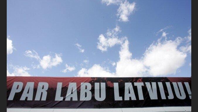 """Движение """"За лучшую Латвию"""" раскололось"""