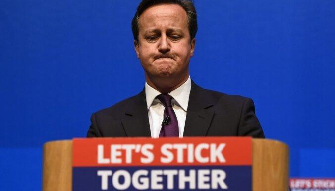 Дэвид Кэмерон выступил за ужесточение санкций против России