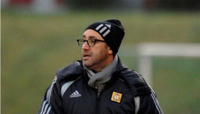Itālis Dzavetjēri oficiāli kļuvis par 'Spartaks' galveno treneri
