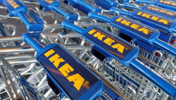 'Ikea' atpirks lietotās mēbeles