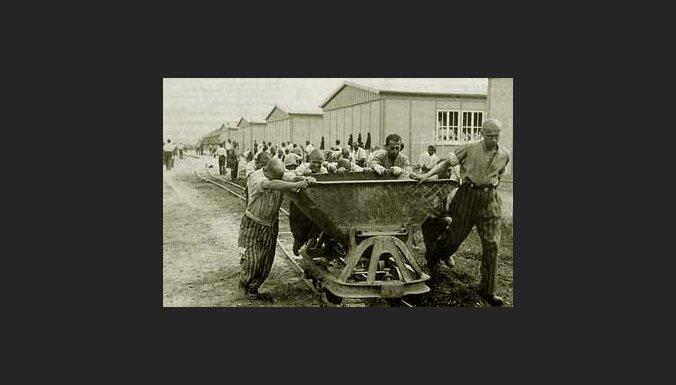 """""""Рабы"""" нацистской Германии"""