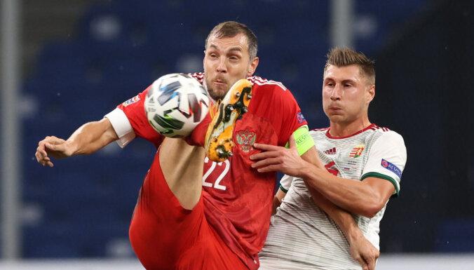 Не дожали: сборная России в Лиге наций не справилась с венграми