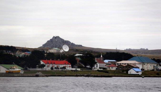 Аргентина подает в суд на британских геологоразведчиков