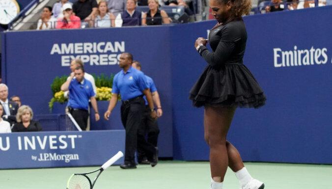 Серена Уильямс отказалась от выступлений на корте