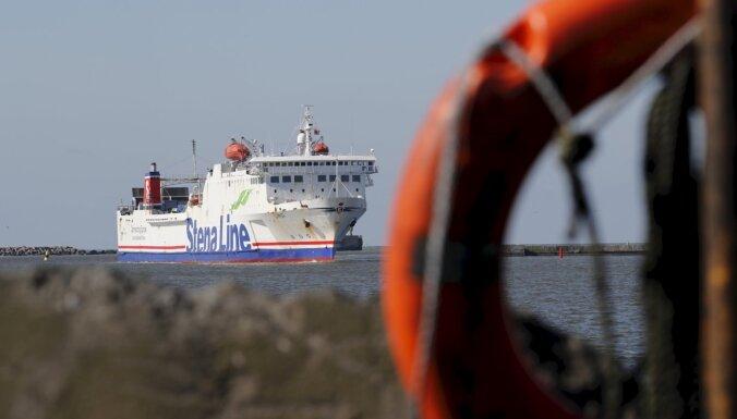 Паромный оператор Stena Line запустил маршрут, соединяющий Лиепаю с югом Швеции и севером Германии