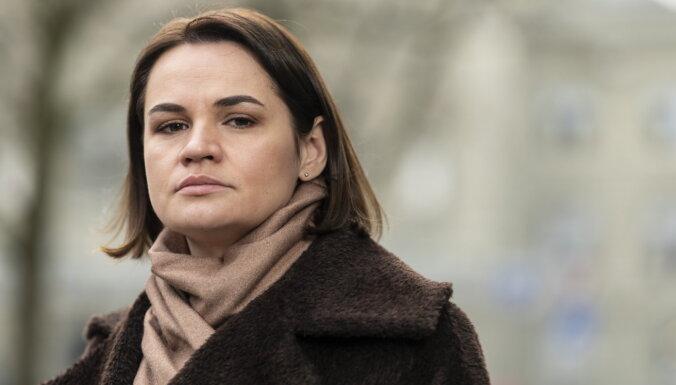 Против Светланы Тихановской возбудили дело о подготовке теракта