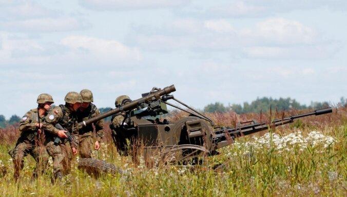 Polija armijas modernizēšanā ieguldīs 43 miljardus eiro