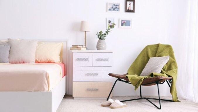 Спим красиво: 8 идей для удобной спальни и хорошего сна