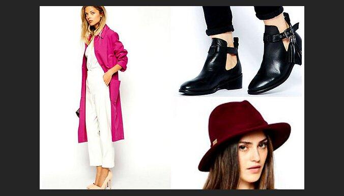 ФОТО:Как подобрать стильный и модный гардероб в дождливый день?