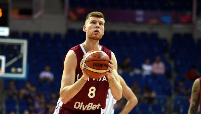 Dāvis Bertāns šogad vairs nespēlēs Latvijas izlasē