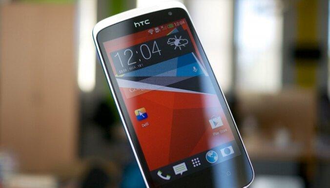 Lasītājs: smeķīgais 'androīds' baltā uzvalciņā - 'HTC Desire 500'
