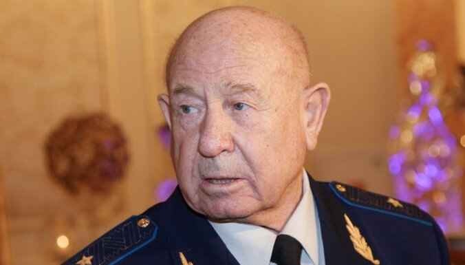 Умер Алексей Леонов — первый человек, вышедший в открытый космос