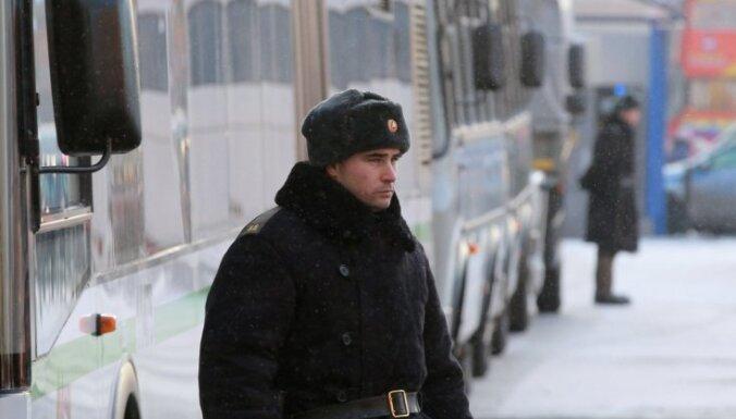 Задержанных на Лубянке Навального, Удальцова, Яшина и Собчак отпустили