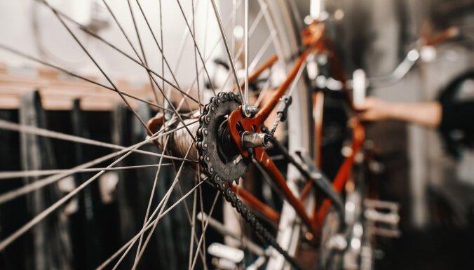 Latvijā vidēji gadā nozog 1700 - 2000 velosipēdus