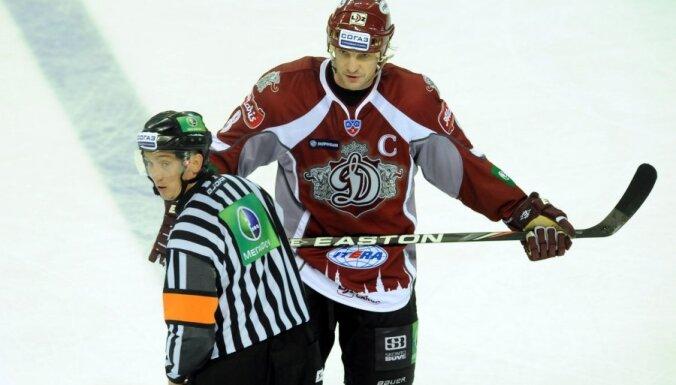 Prāgas kausa izcīņa. Rīgas 'Dinamo' - Ufas 'Salavat Julajev' 0:1 (mačs noslēdzies)