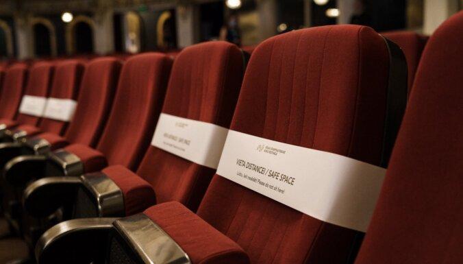Rīgas Starptautiskais kino festivāls 'Riga IFF' joprojām notiks klātienē