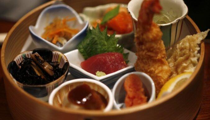 Japāņu virtuve un gruzīnu vīna darīšana iekļauti UNESCO kultūras mantojuma sarakstā