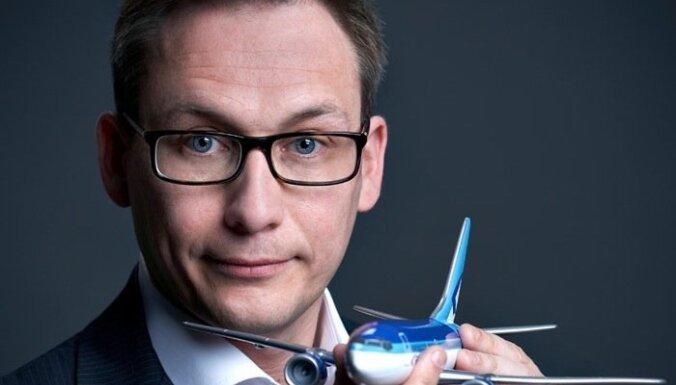 'Estonian Air' cieš zaudējumus; izpilddirektors zaudē darbu