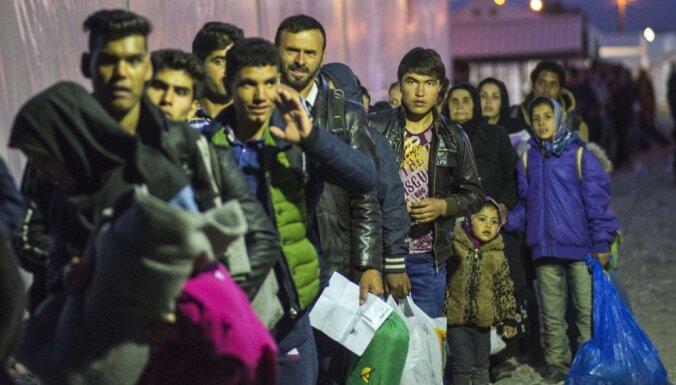 Беженцы в Европе: резко возрос приток одиноких молодых мужчин