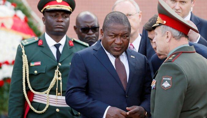 Arī Mozambikā pamanīti 'Vagner' algotņi un krievu specvienība