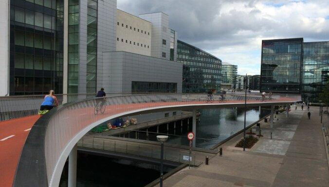Vācijā atklāj pirmo lielceļu tikai velosipēdiem